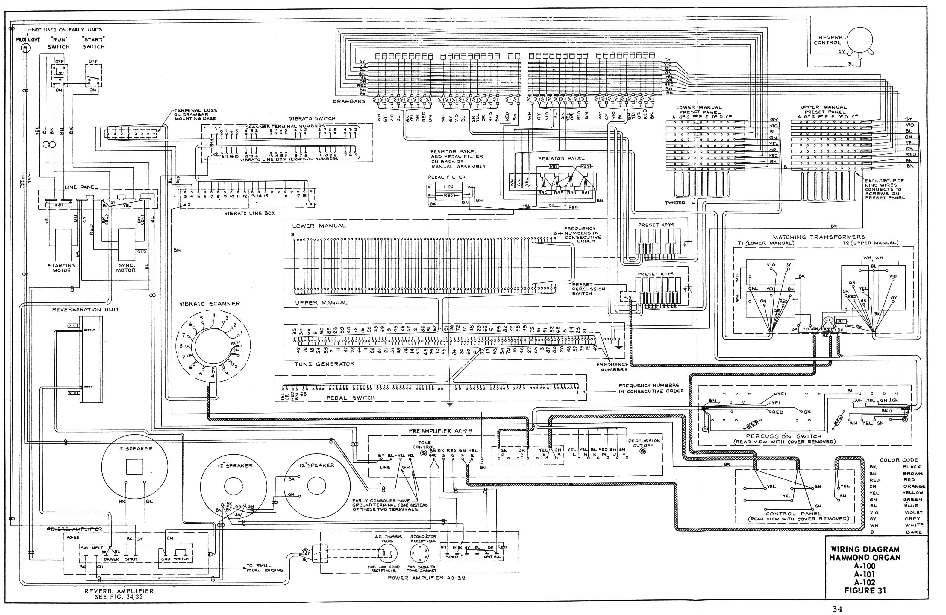 A-100 Service Manual